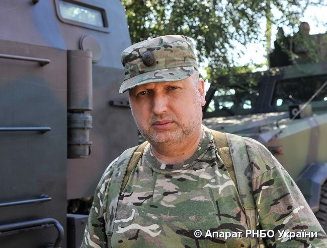 Александр Турчинов.