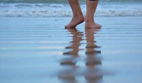 море, пісок, пляж