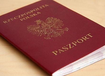 Паспорт, Польша