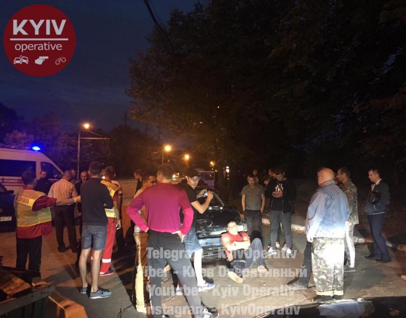Злоумышленника обезвредили возле ул. Стеценко, 1Б