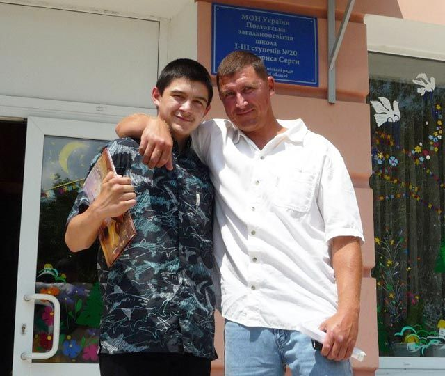 Роман и Александр Марченко.