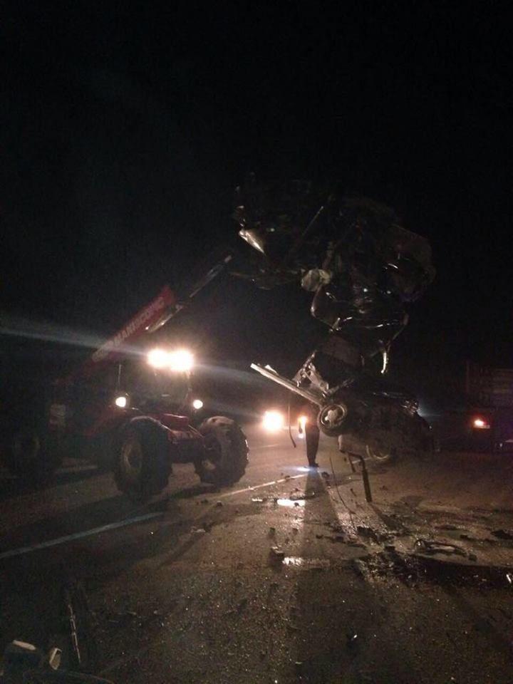 ДТП на Черкасчине: три человека погибли, еще четыре — травмированы