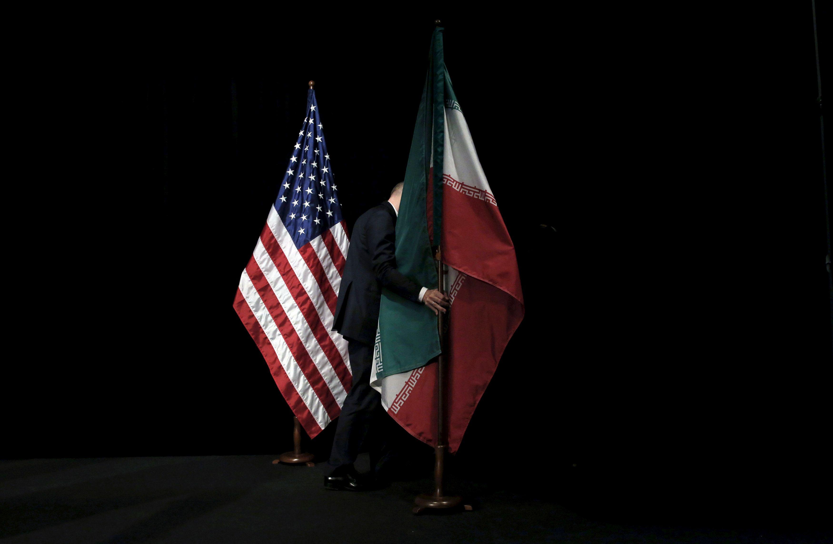Конфликт США и Ирана