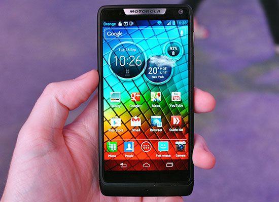 Motorola придумала