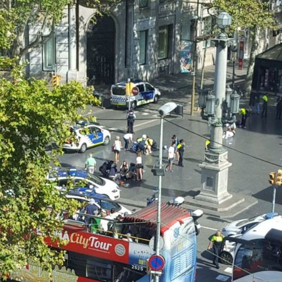 Возросло число жертв теракта в Барселоне