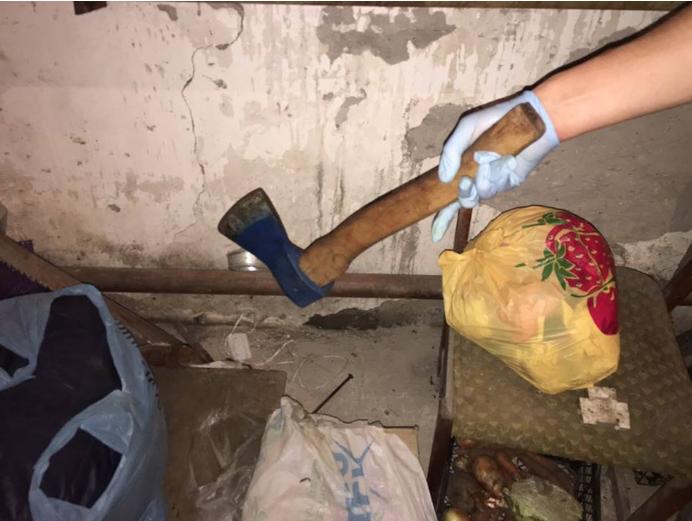 Найдено орудие убийства