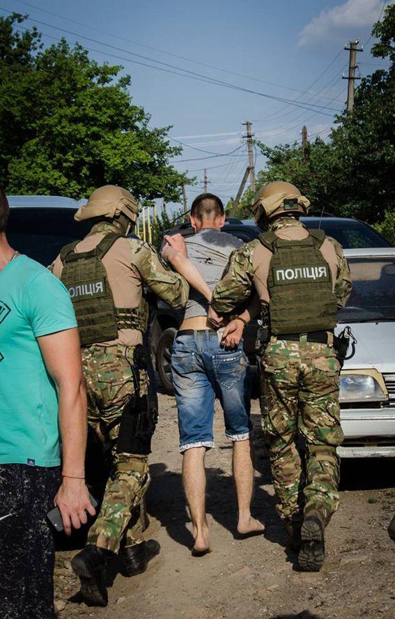 На Николаевщине бандит планировал убийство бизнесмена и побег с украденными деньгами в Крым