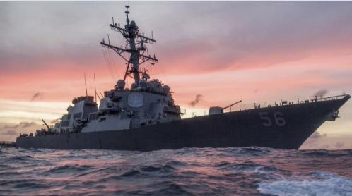 Американский танкер, иллюстрация