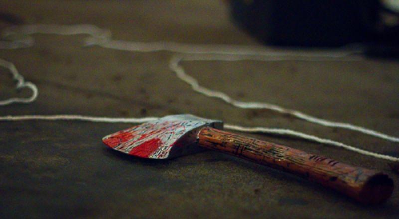 Сокира, вбивство