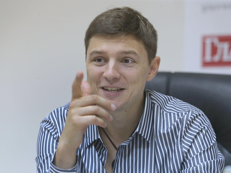 Дмитрий Ковпак