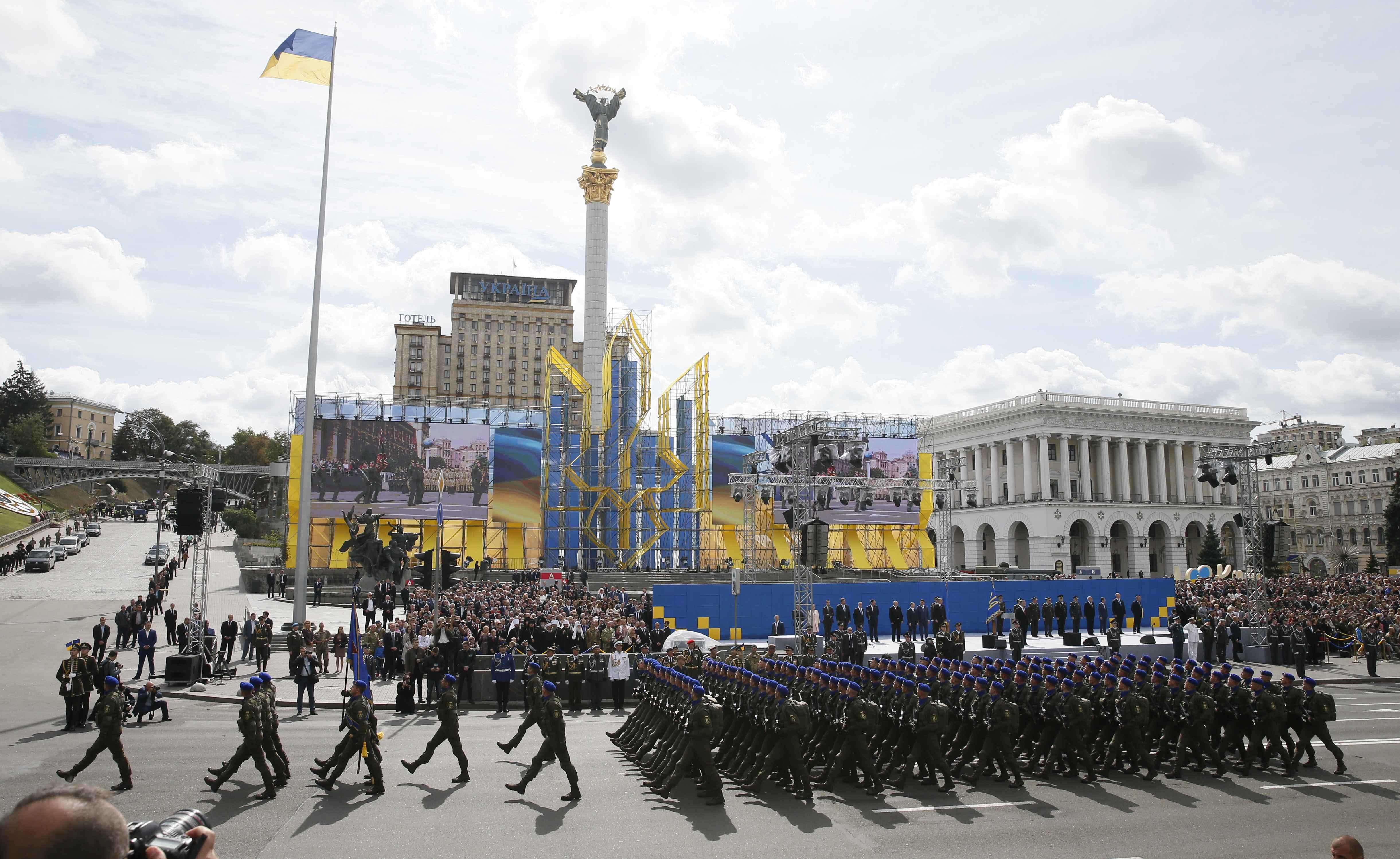 На День Независимости-2018 украинцев ждут