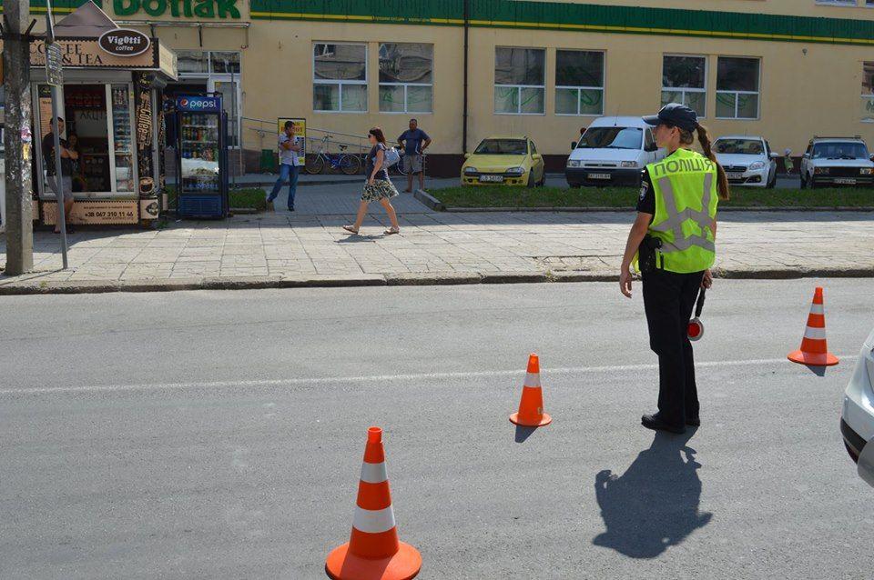 Стрельба и погоня. В Ивано-Франковске в результате конфликта есть раненый, опубликованы фото