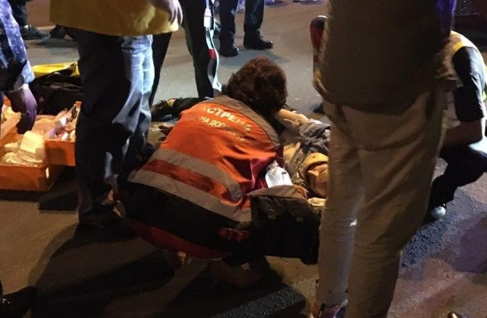 Сын Шуфрича за рулем Bentley сбил человека