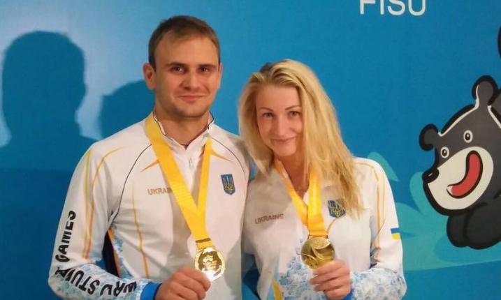 Александр Горшковозов и Анастасия Недобига