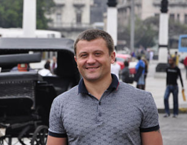 Михаил Титов (