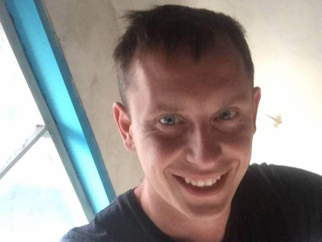 Убитый боевиками Богдан Афанасьев