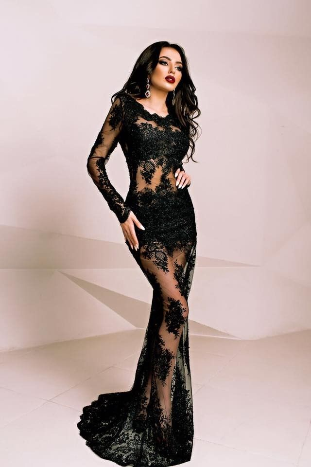 Платье для конкурсантки