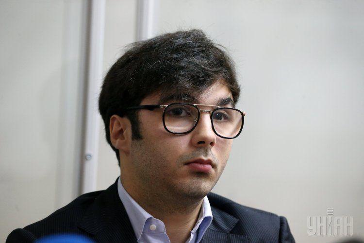 Сын Шуфрича в зале суда