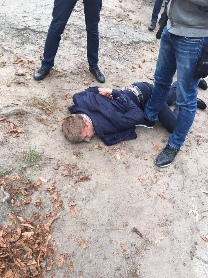 На Киевщине на взятке попался депутат-