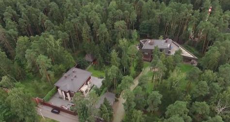 Вероятное имение Януковича