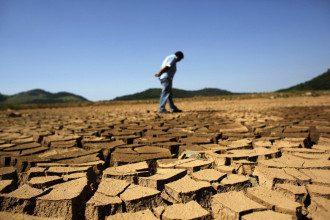 засуха, солончаки