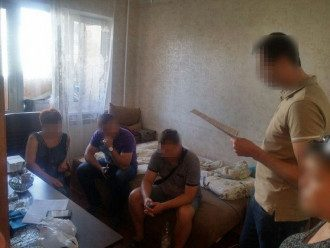 В Киеве задержал админов сепаратистских групп
