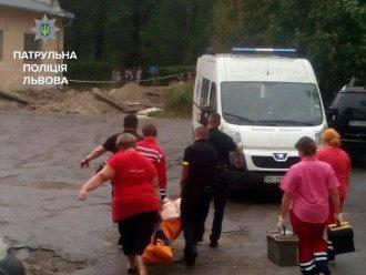 Во Львове полиция освободила 76 заложников