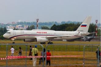 Ту-214, иллюстрация
