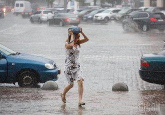 В Украине погоду формирует циклон-долгожитель