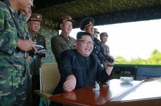 Північна Корея, КНДР, Кім Чен Ин