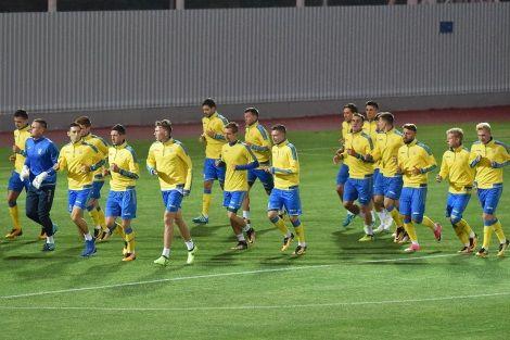 Сборная Украины, футбол
