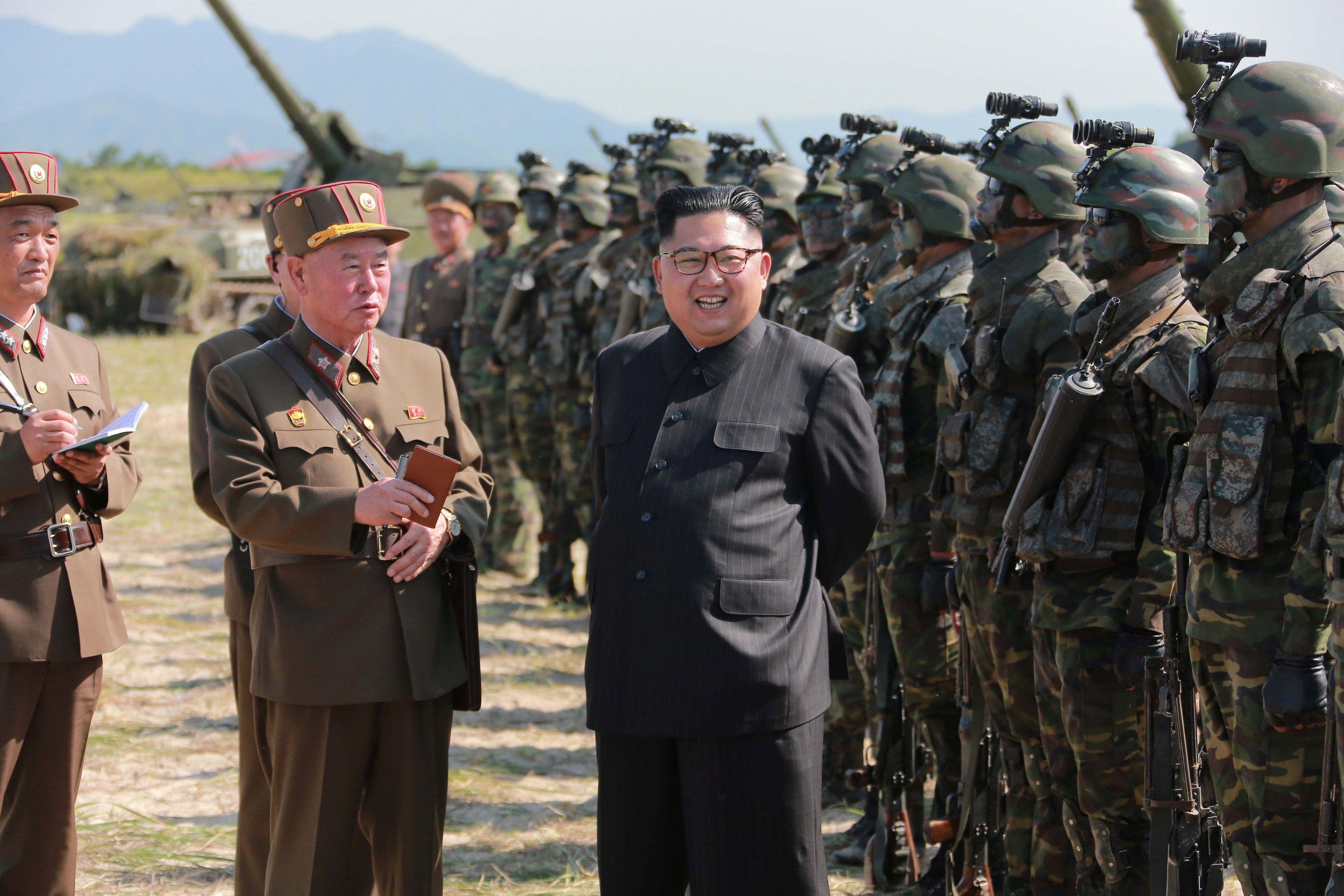 Ким Чен Ын готов отказаться от ядерного оружия – но при условии.