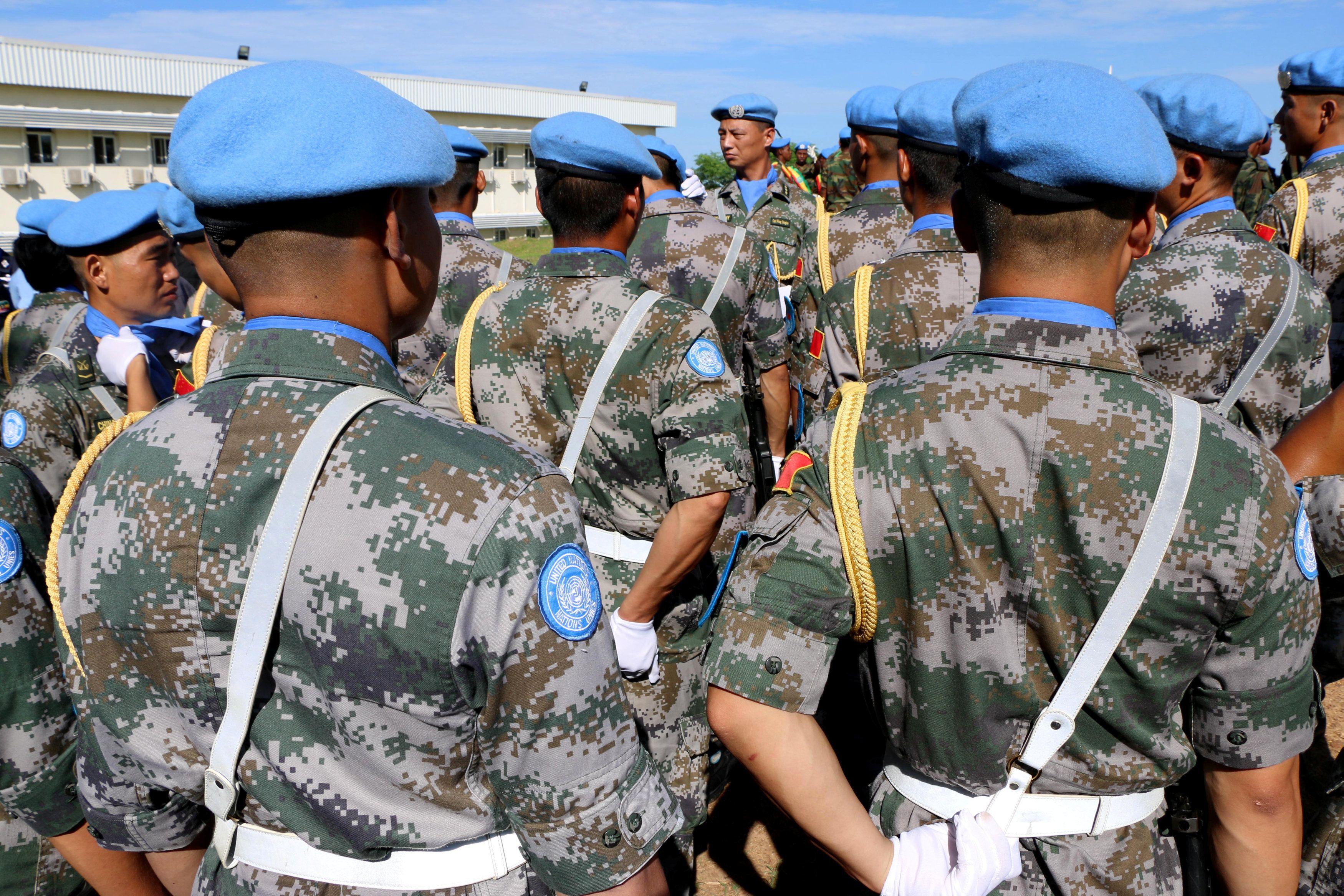 Миротворцы ООН могут позволить провести на Донбассе  местные выборы согласно Минским соглашениям, отметил эксперт