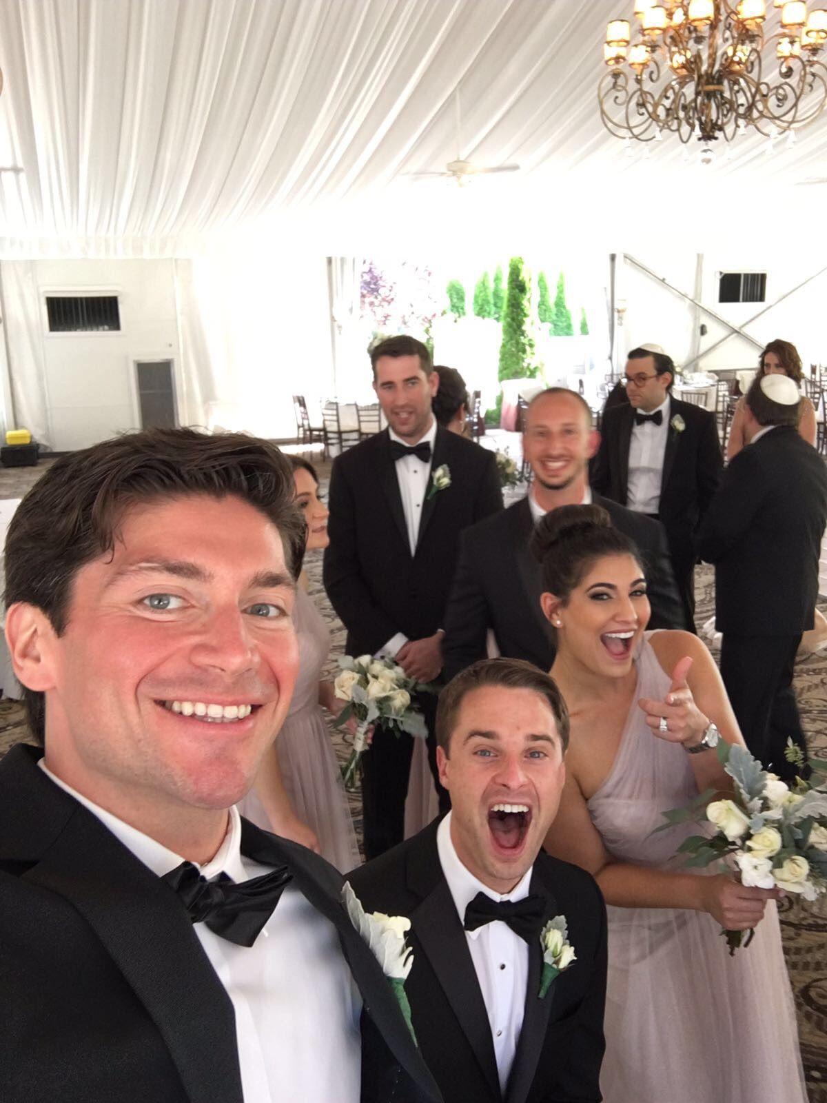 Конор — на американському весіллі