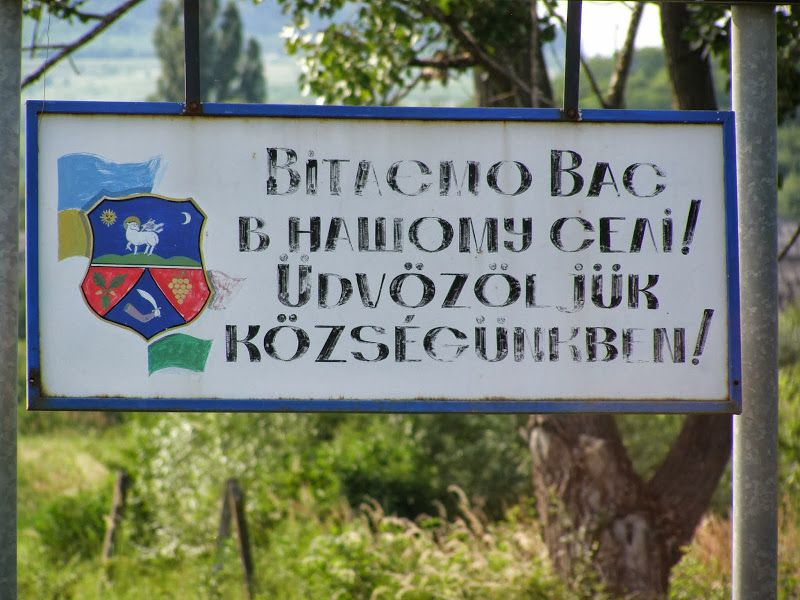 На Закарпатье далеко не все понимают украинский язык