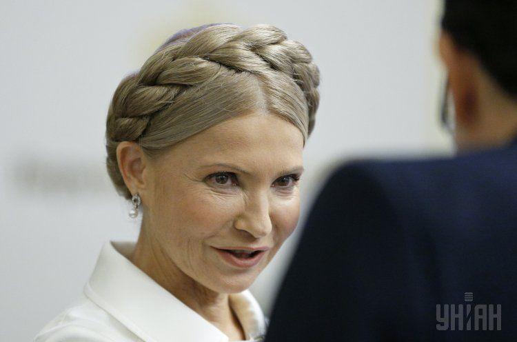Бог создал Тимошенко для оппозиции