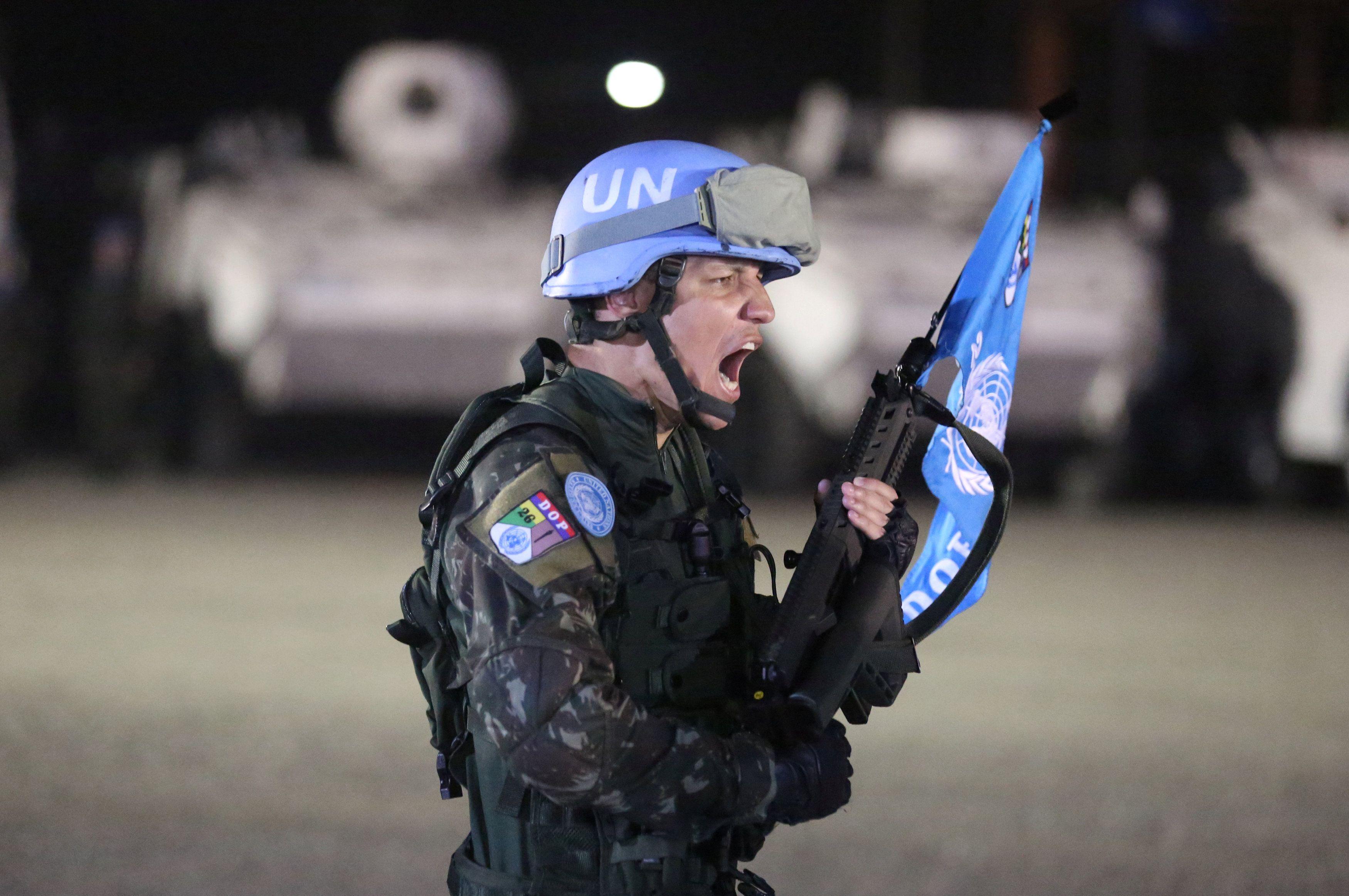 Миротворцы не Донбассе не входят в планы Кремля