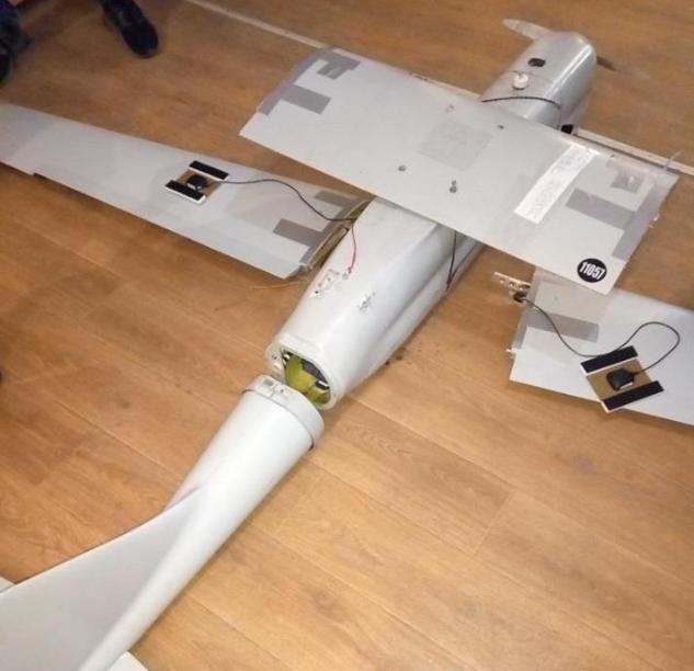 В воздушных силах Украины пригрозили сбивать российские БПЛА из Крыма - Новости Крыма