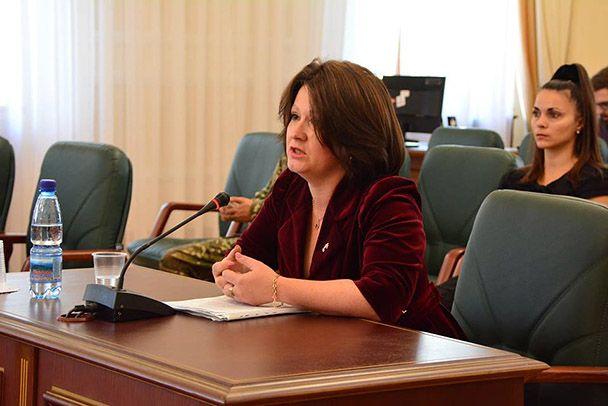Лариса Рогач