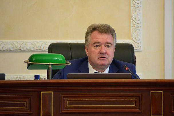Председатель Высшего совета правосудия Игорь Бенедисюк