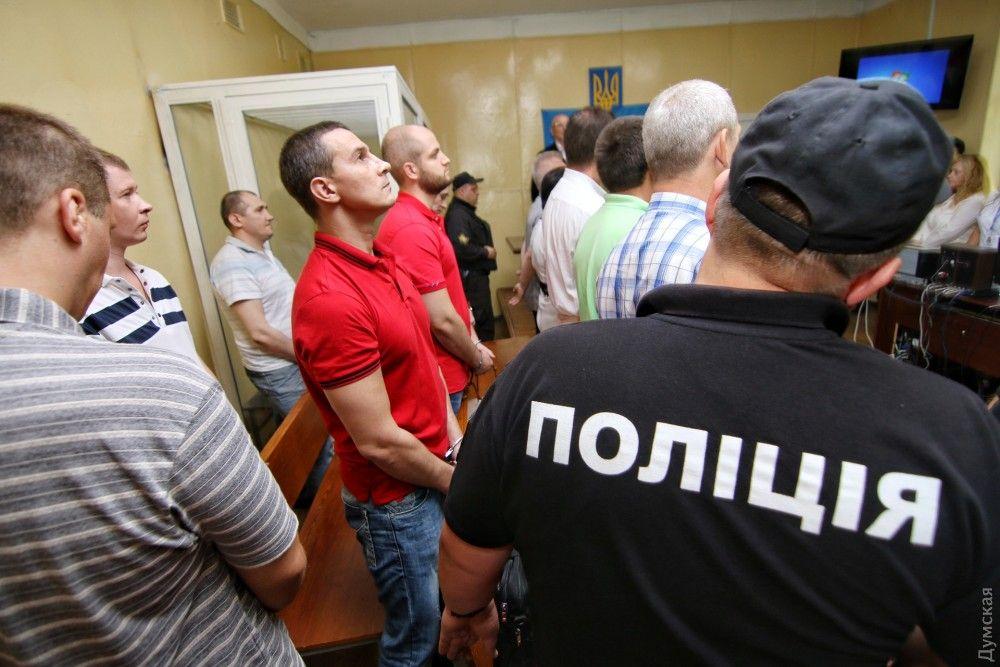 Суд оправдал пророссийских участников беспорядков