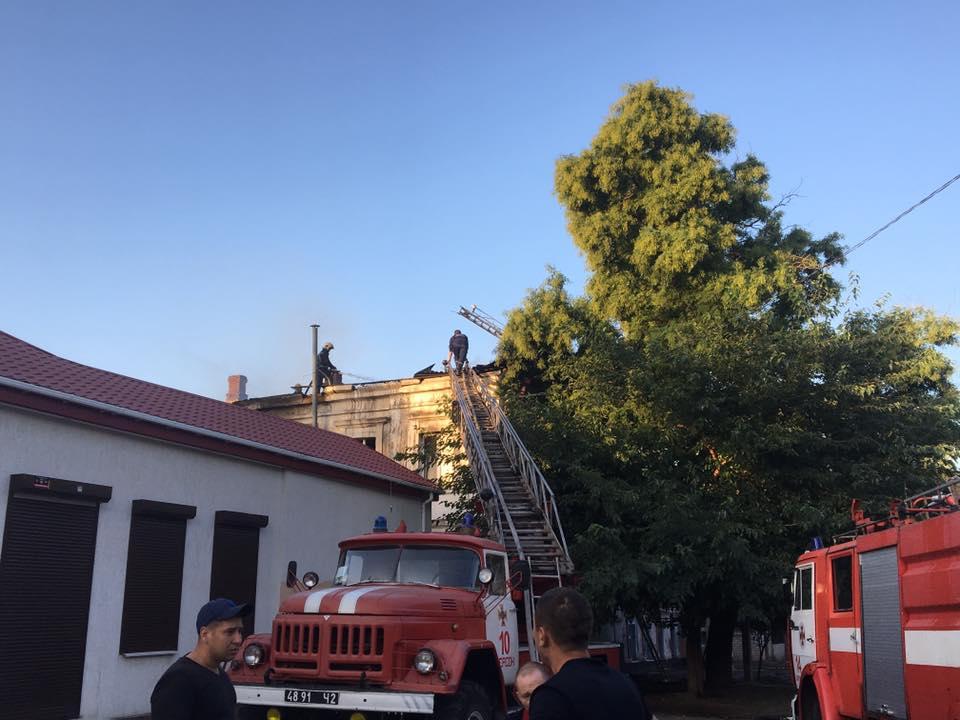 Трагедия в Херсоне. В пожаре погибли мать и двое детей, в городе объявлен траур