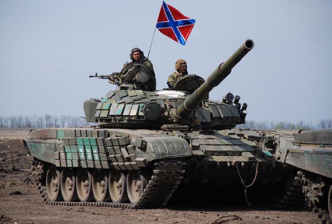 боевики, танки