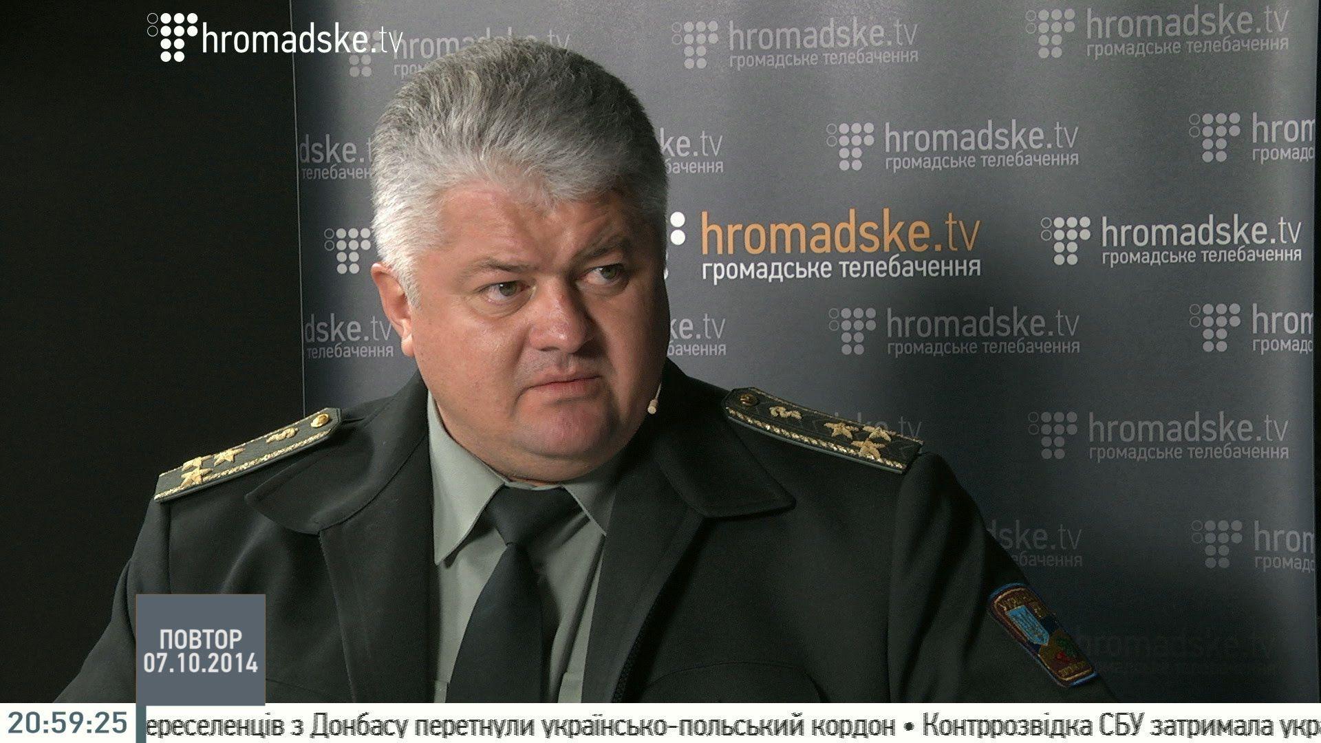 Полковник Олег Друзь