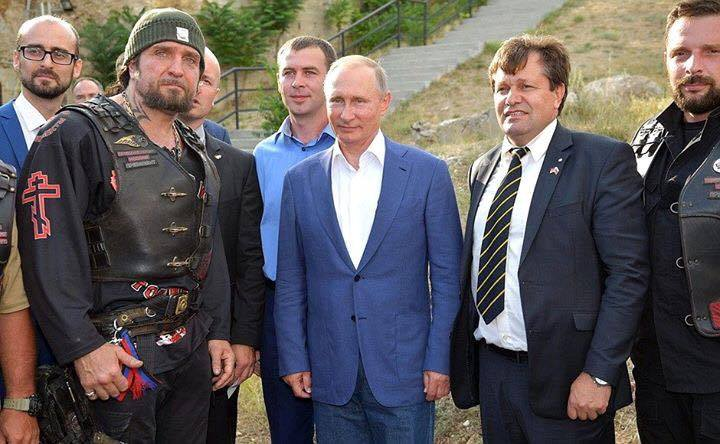 Владимир Путин встретился с