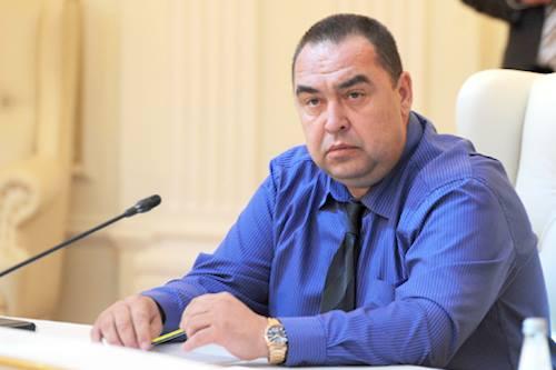 Плотницкий сбежал в Россию с оккупированного Луганска