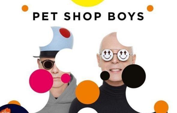 Группа Pet Shop Boys