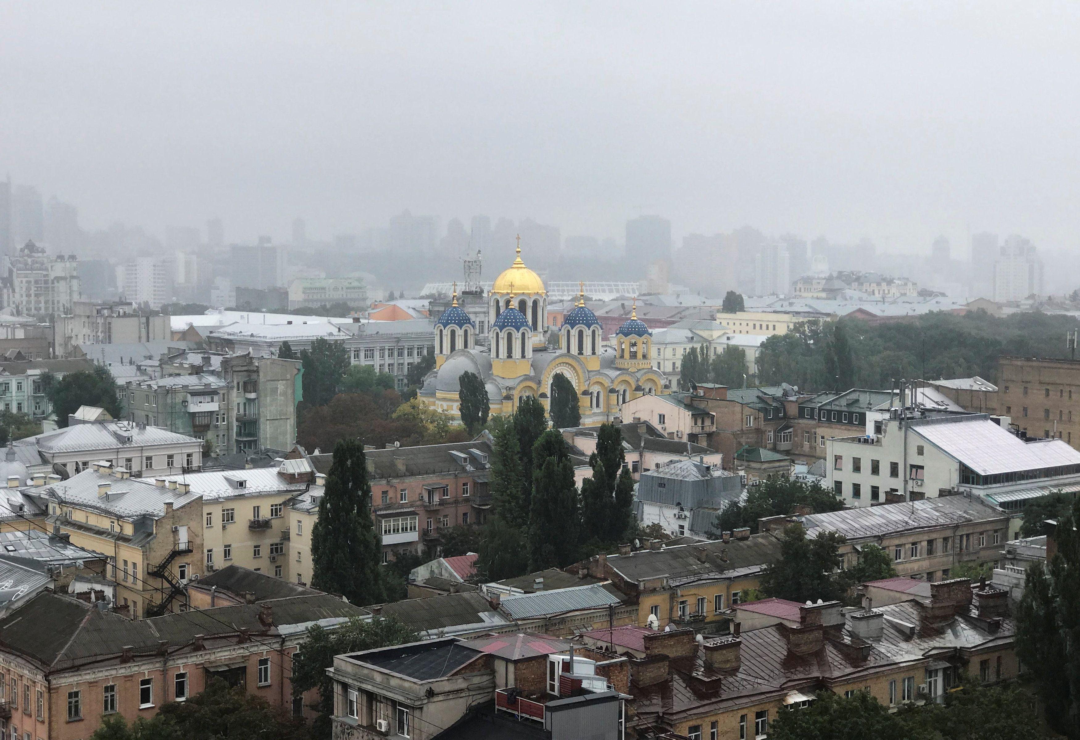Синоптики спрогнозировали, что в пятницу в Киеве потеплеет