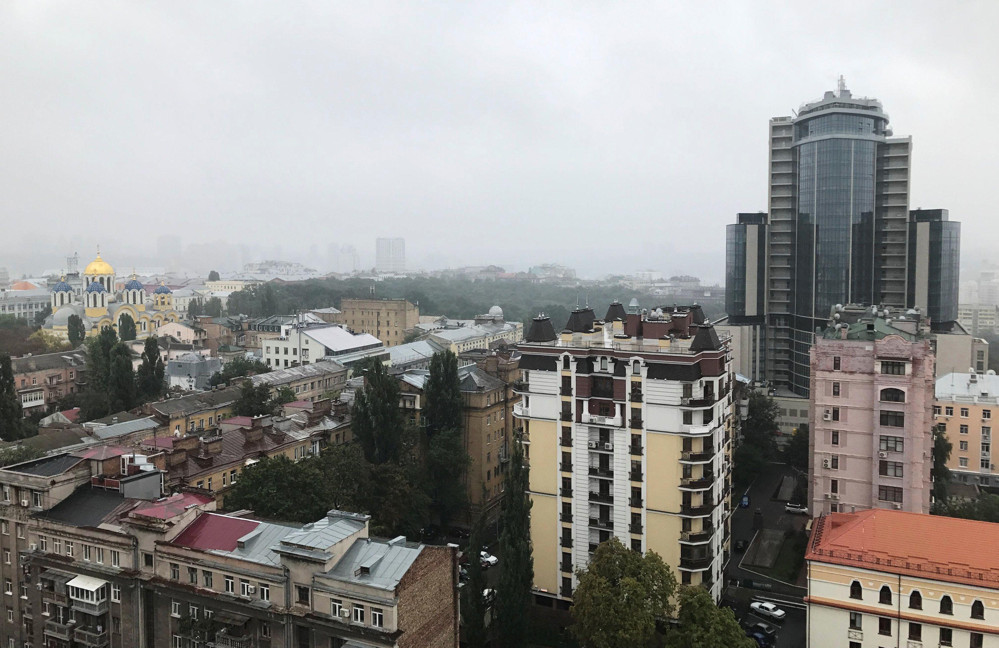 Синоптики предупредила, что в Киеве 29 апреля резко похолодает