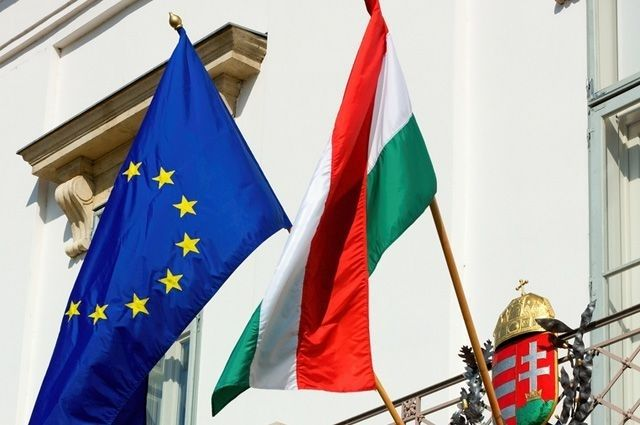 Угорщина, Євросоюз